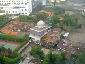 Indonesia 小さなモスク(この写真は2010年)