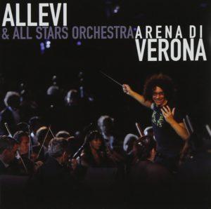 Giovanni Allevi, Arena Di Verona, 201011 CD+DVD