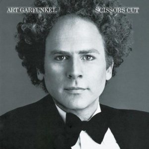"""Scissors Cut"" 1981, Art Garfunkel"